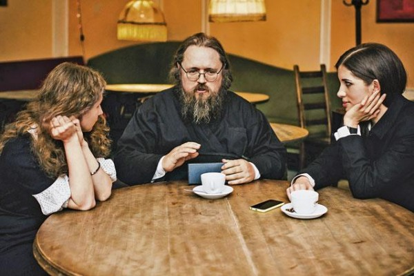 Новые приключения колобка с дипломом атеиста, попытки Кураева провернуть сценарий