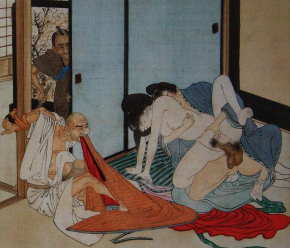 Исторические порно фильмы япония