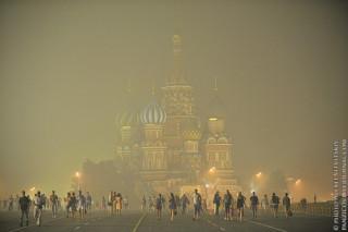 Москва в огненной осаде