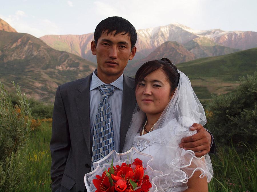 всех поздравления с днем свадьбы по киргизски мне