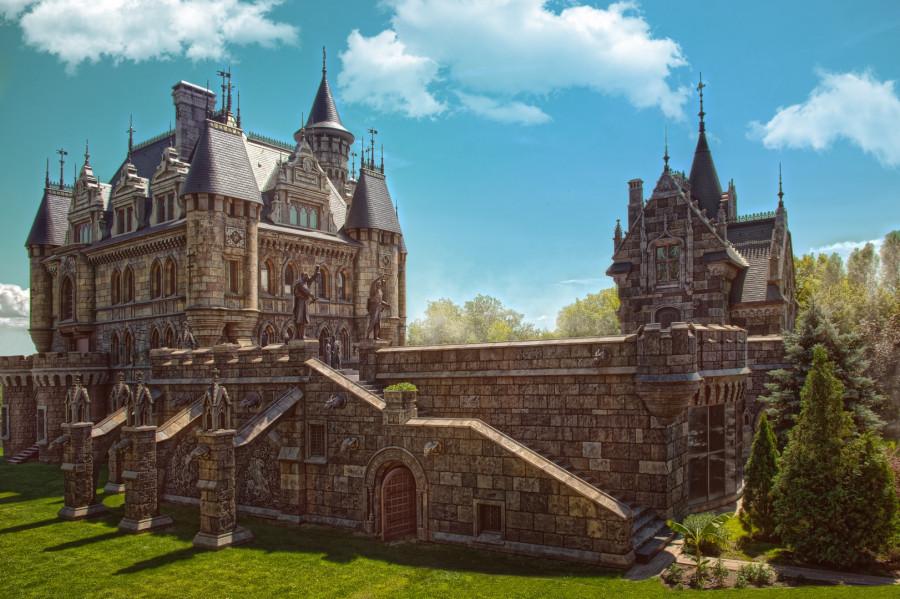 Замок Гарибальди Хрящевка