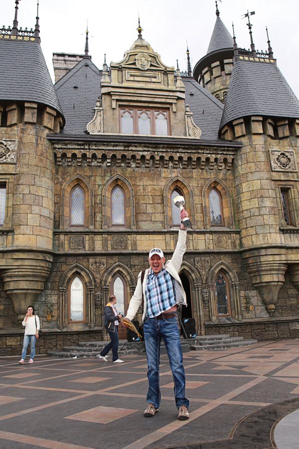 Замок Гарибальди Хрящевка конкурс кубок