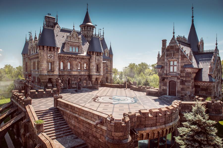 Замок гарибальди | вконтакте.