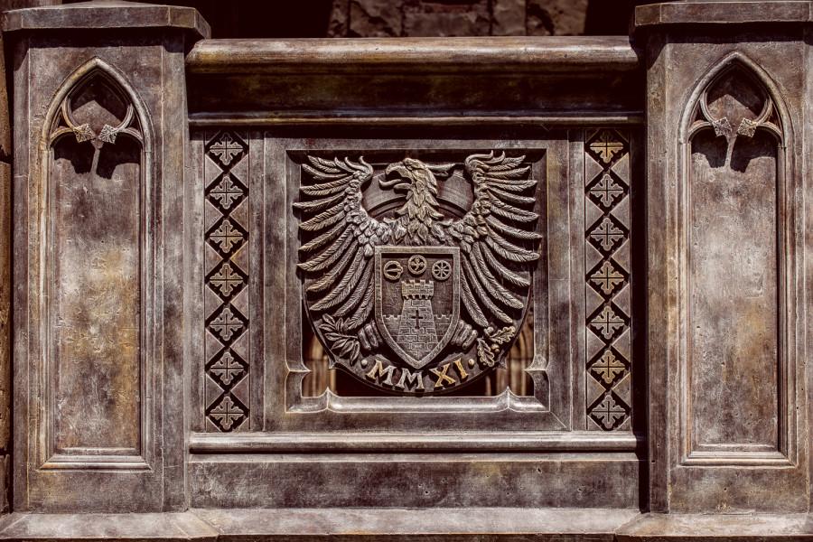 готический замок гарибальди