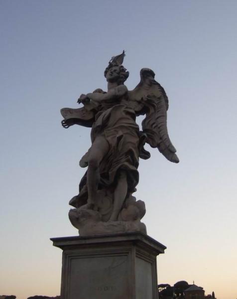 Страсти Христовы. Мост Ангелов.
