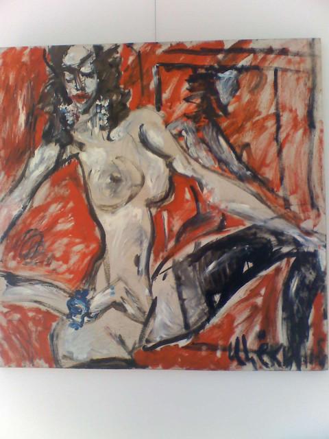 Живопись секс современных художников