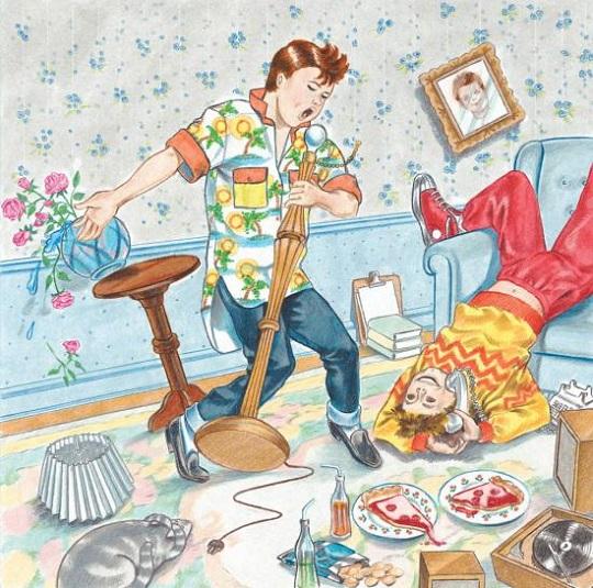 Русский сын вошел к маме в спальню когда она спала фото 789-758