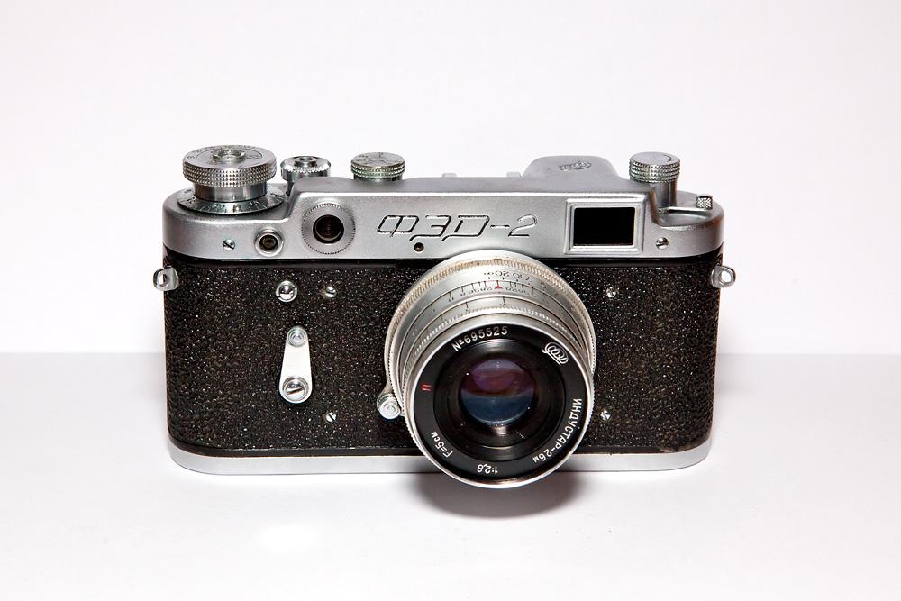 редкие фотоаппараты ссср беззащитные