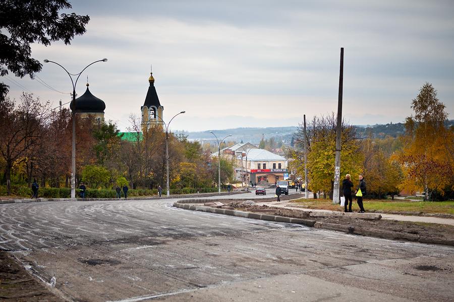 Город купянск фото