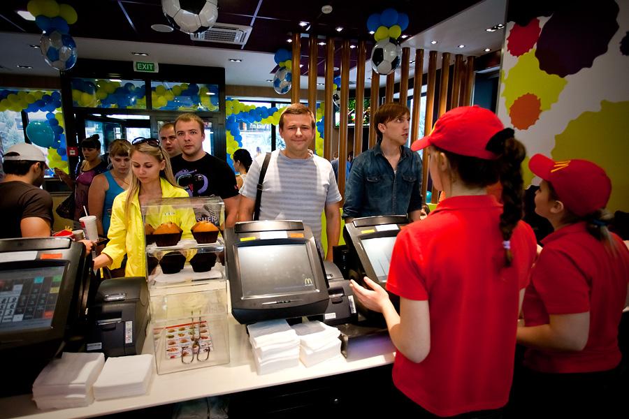 Доставка из макдональдс на дом заказать макдональдс