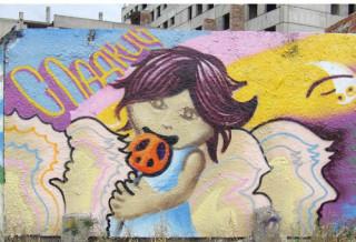Антифашистский фестиваль граффити
