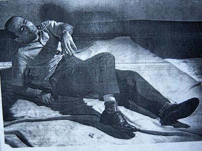 Артур Пинаджян, около 1951