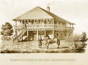 13. Княжеский дом в Гурии