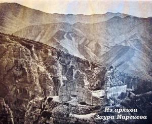 14. Руины церкви Петра и Павла в Артануджи. Турция. Фото 1877 г.