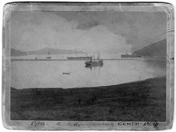 2 Петропавловск-Камчатский в конце 19 века