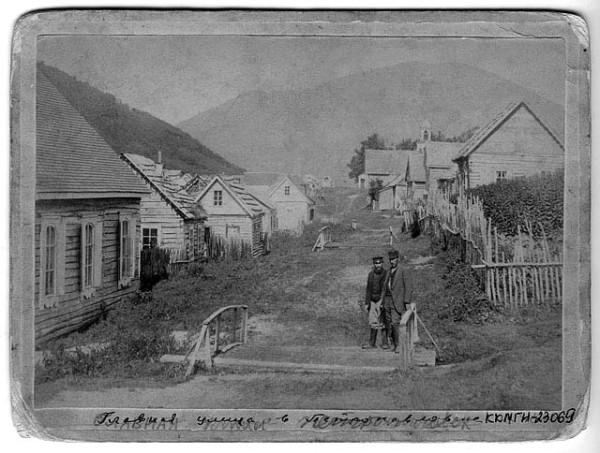 3 Петропавловск-Камчатский в конце 19 века