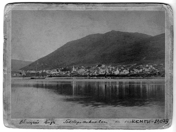 4 Петропавловск-Камчатский в конце 19 века