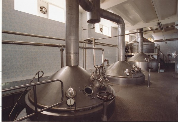 61 Завод Камчатское пиво. 2003 год