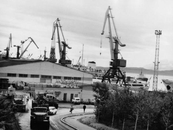 74 Петропавловск-Камчатский морской торговый порт