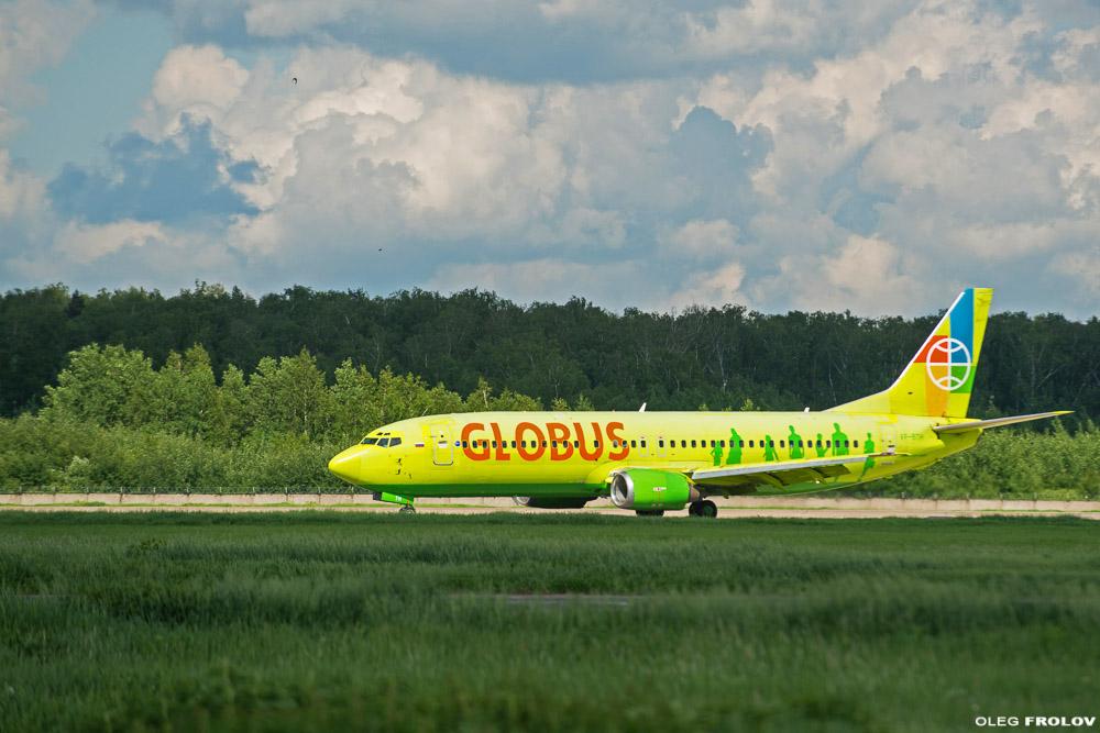 АвиакомпанииООО «Глобус» (Globus) / S7 Group
