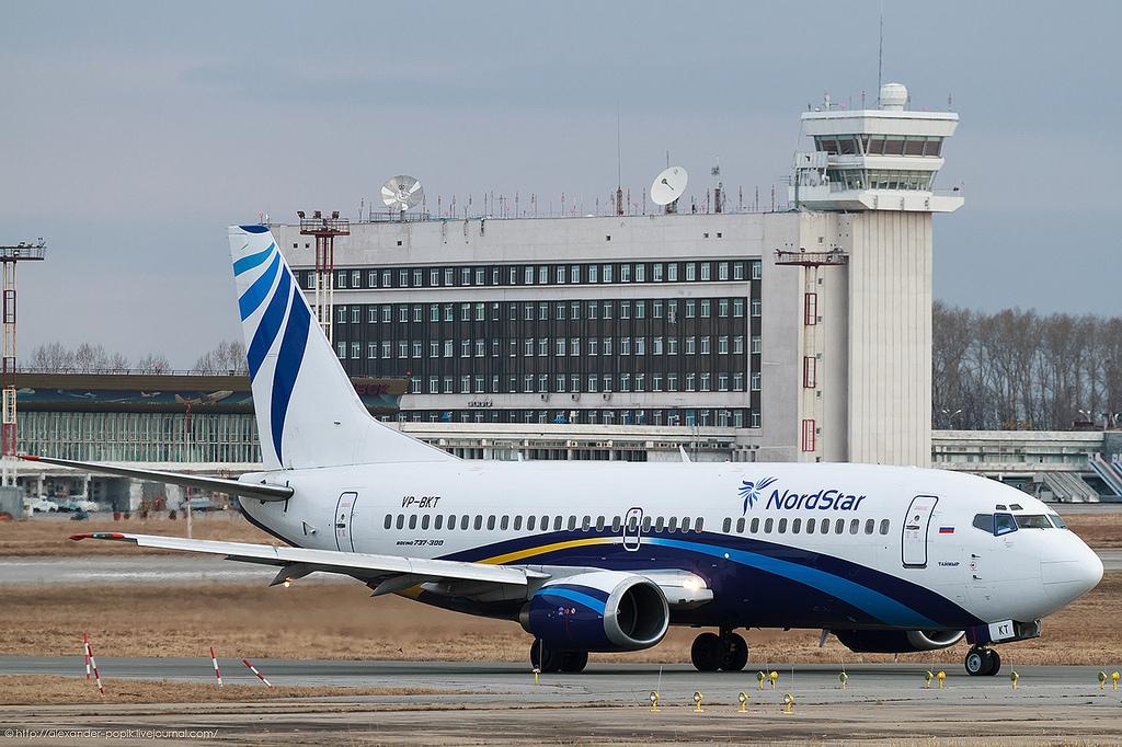Авиакомпания Таймыр NordStar Airlines