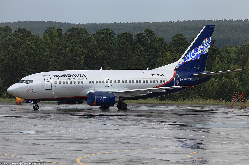 ЗАО «Нордавиа-региональные авиалинии» (NORDAVIA)