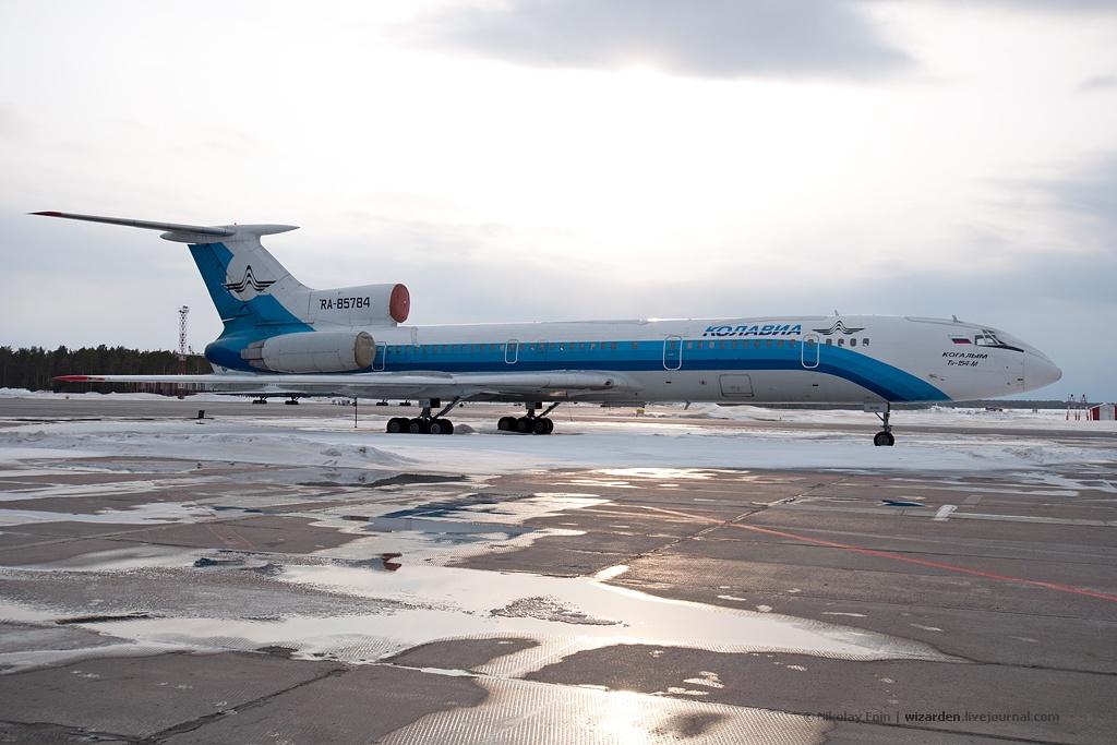 ООО Авиакомпания «Когалымавиа» (Kolavia) / Metrojet