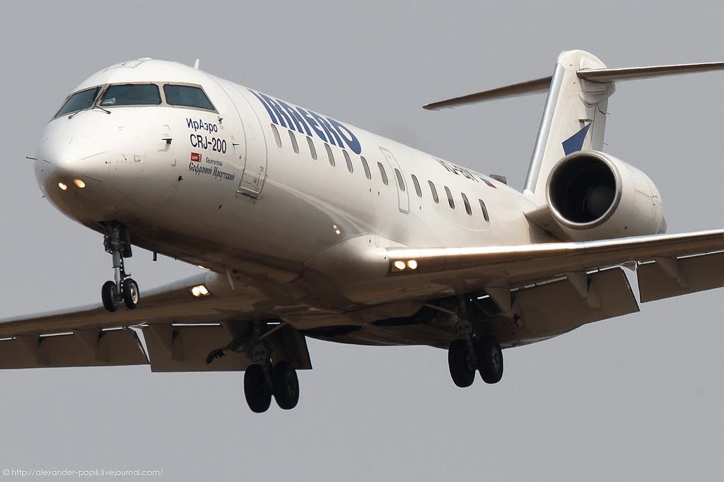 ЗАО Авиакомпания «ИрАэро»
