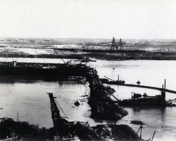 18 Строительство Камской ГЭС