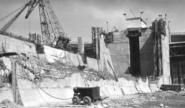 17 1962г. Авария на шлюзе г.Чайковского