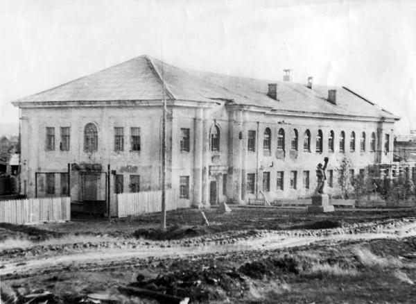 2 1960 год Комбинат на Рудничной