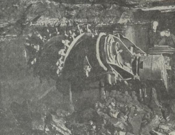 3 70-е годы XX века Добыча угля