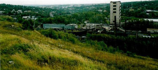 5 1990-е годы Шахта им. Ленина