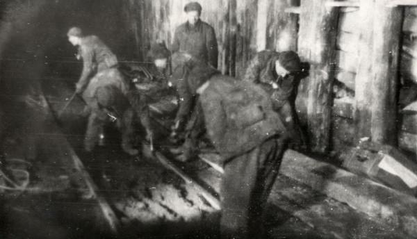 2  шахта № 2 «Капитальная»