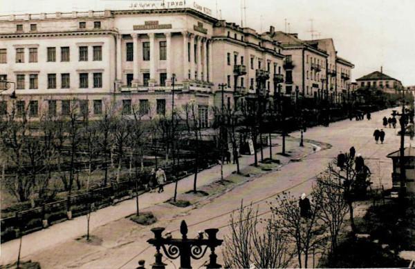 1 1950-е годы Кизелшахтстрой