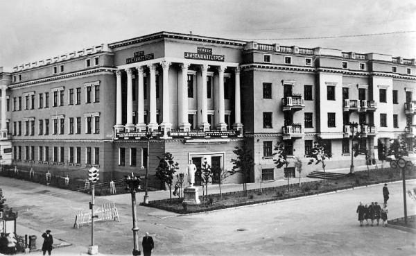 2 1950-е годы Кизелшахтстрой