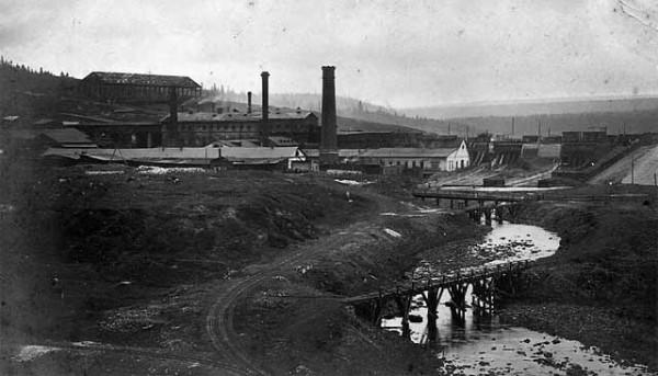 2 начало XX века Кизеловский завод