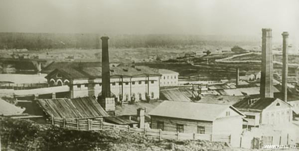 4 начало XX века Кизеловский завод