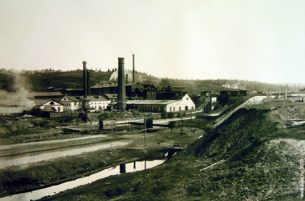 5 начало XX века Кизеловский завод