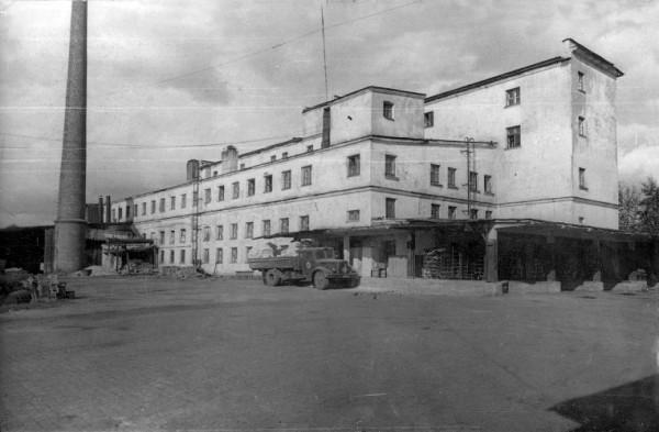 1 1970-е Кизеловский хлебокомбинат