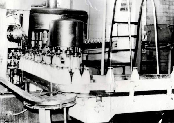 1 1970-е годы На Кизеловском молокозаводе