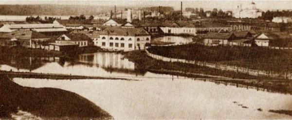 1 Очерский завод. Начало ХХ в
