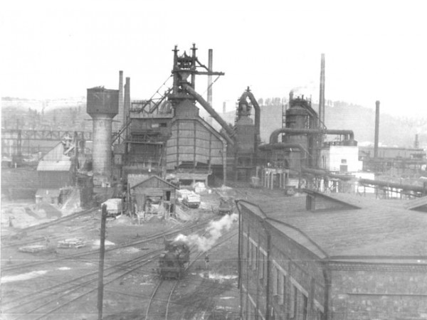 8 Панорама Чусовского металлургического завода
