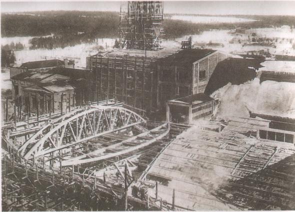 6 Строительство Соликамского калийного комбината