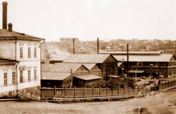 3 Добрянский завод. Начало 20 в.