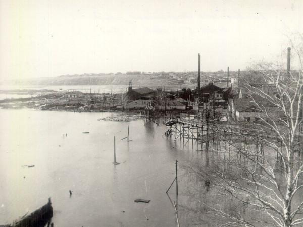 6 Затопление Добрянского завода