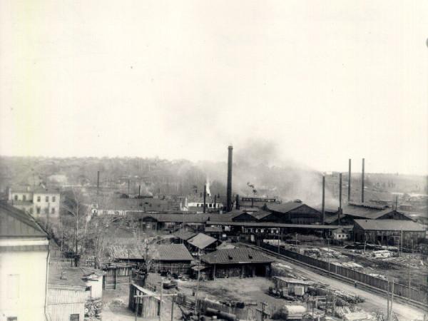 11 Добрянский завод конец 40-х 20 в.
