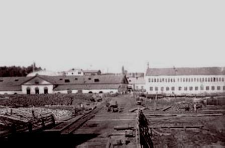 6 Завод в ХIХ веке