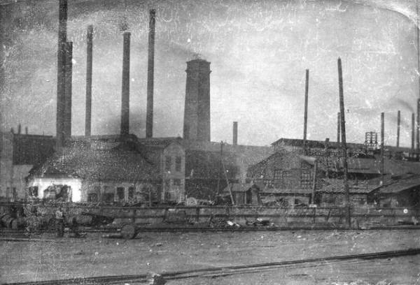 15 Панорама завода 1955