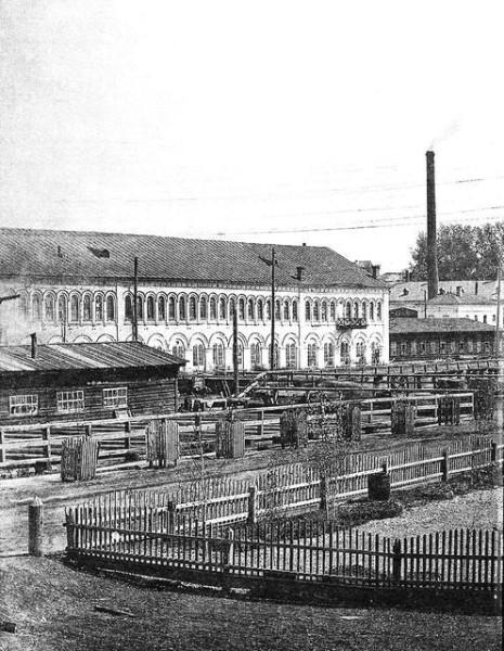 25 Механический цех. 1930 год (предположительно)